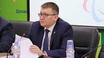 A.A. STROKIN ONLINE TAKES PART IN THE MEETING OF THE COMMISSION TO CONSIDER THE SIZES OF MONEY REMUNERATIONS TO COACHES AND SPECIALISTS OF SPORTS TEAMS OF THE RUSSIAN FEDERATION UNDER THE CHAIRMAN OF M. TOMILOVA