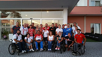 THE RUSSIAN NATIONAL PARA CANOE TEAM WON 1 GOLD AND 3 BRONZE ON THE FINALS OF THE WORLDS CHAMPIOSHIPS IN PORTUGAL