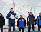 President of the Russian Paralympic Committee Vladimir Lukin took part in the medal  ceremony of Russian Ski Run -2017 in the Tver region