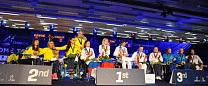 The Russian national wheelchair fencing team won the European championship in Italy