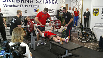 "16 athletes from Russia will struggle for the medals in the traditional international Para powerlifting tournament ""Silver barbell"""
