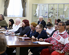 Pavel  Rozhkov at the RPC's office held a joint meeting of the office of working groups of the RPC for preparing for participation in the Paralympic Games of 2020 in Tokyo and Paralympic Games of 2022 in Beijing.