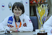 Tatyana Ivanova, captain of the Russian Women's Sitting Volleybal team elected to World ParaVolley Athletes' Commission