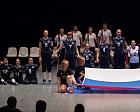 Women's National Sitting Volleyball Team of Russia for the first time won the title of world champion