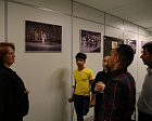 Kashin Alkadim, hero of the photo-winner of International Photo Contest visited RPC office