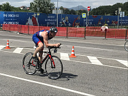 In Sochi, the winners of the Russian Paratriathlon Championship have been identified