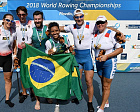 THE RUSSIAN NATIONAL PARAROWING TEAM WON 2 BRONZE MEDALS AT THE WORLD CHAMPIONSHIP IN BULGARIA