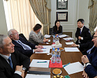 Vice-President of NPC China visited RPC head-quarters in Moscow
