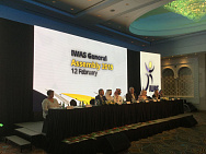IWAS General Assembly took place in Sharjah, UAE