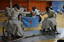 Representatives of 11 regions of the country are competing in the Russian Wheelchair Fencing Championship in Ufa.