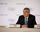 "IOC president: Beijing 2022 preparations ""on track and going well"""
