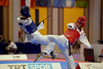 RUSSIAN PARA-TAEKWONDO TEAM IS GOING TO JORDAN FOR ASIAN OPEN