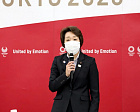 RPC congratulates Seiko Hashimoto on the appointment to the position of the Tokyo-2020 president.