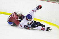 THE RUSSIAN NATIONAL HOCKEY SLEDGE CHAMPIONSHIP AT THE TULA REGION WILL BE ATTENDED BY 8 TEAMS FROM DIFFERENT REGIONS OF THE RUSSIAN FEDERATION.