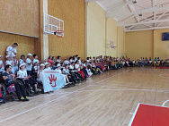 THE FIRST STAGE OF RUSSIAJN CUP OF BOCCIA FINISHED IN SEVASTOPOL