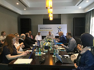 IWAS Executive Board took place in Sharjah, UAE.