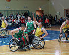 Russian Wheelchair Basketball Championship, 1 stage. Results.