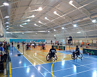 1st Stage of Russian Para Badminton Cup finished in Novocheboksarsk.