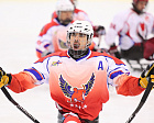 "In the Sport Palace ""Yantar"" in Moscow the first competition day of the Para Ice Hockey tournament "" Cup of Courage "" was ended."
