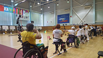 ALEKSIN WELCOMES PARTICIPANTS OF RUSSIAN NATIONAL PARA ARCHERY CHAMPIINSHIPS