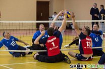 "THE SITTING VOLLEYBALL TEAM FROM SVERDLOVSK REGION ""RODNIK-1"" BECAME THE WINNER OF THE ALL-RUSSIAN COMPETITIONS AMONG MEN IN THE CITY OMSK"