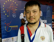 "AMBASSADOR OF THE III ALL-RUSSIAN WINTER SPORTS CONTEST OF DISABLED PEOPLE, WORLD CHAMPION IN PARATHAEKWONDO VIKTOR ALEXANDROV: ""EVERYWHERE YOU NEED TO REMAIN A HUMAN»"