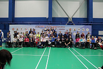 OWNERS OF CUP OF RUSSIA IN PARA BADMINTON ARE DETERMINED IN KAZAN