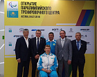 ANDREY STROKIN ATTENDED THE OPENING CEREMONY OF PARALYMPIC TRAINING CENTER IN ASTANA, KAZAKHSTAN